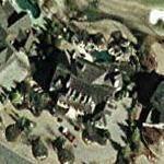 Ron White's House (Google Maps)