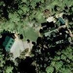Larry The Cable Guy's House (Google Maps)