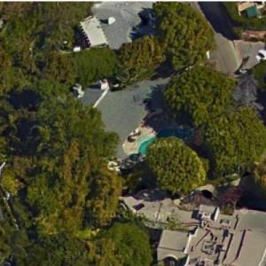 Sandra Bullock's House (Former) in West Hollywood, CA (#2) - Virtual