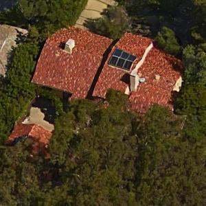 Drew Carey's House (Google Maps)