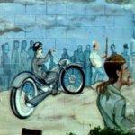 Religious Mural (StreetView)