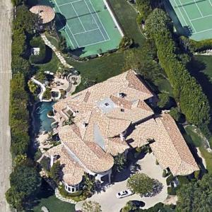 Howie Mandel's House (Google Maps)