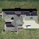 Jamaal Tinsley's House (Google Maps)