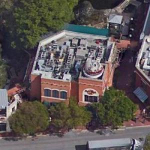 Hard Rock Cafe San Antonio (Google Maps)