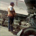 Pouring Cement (StreetView)