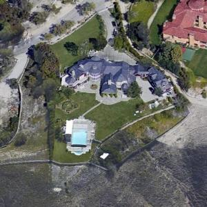 Jessica Simpson's house (Previously Ozzy & Sharon Osbourne's) (Google Maps)