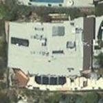 Christina Aguilera's House (former) (Google Maps)