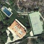 Seal & Heidi Klum's House (former) (Google Maps)