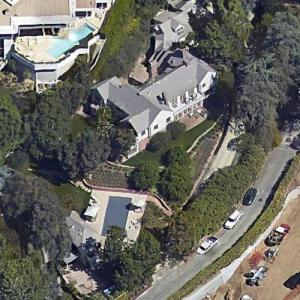 Evan Spiegel & Miranda Kerr's House (formerly owned by Harrison Ford) (Google Maps)