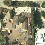 Courteney Cox's House (Google Maps)