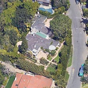 Whoopi Goldberg's House (Former) (Google Maps)