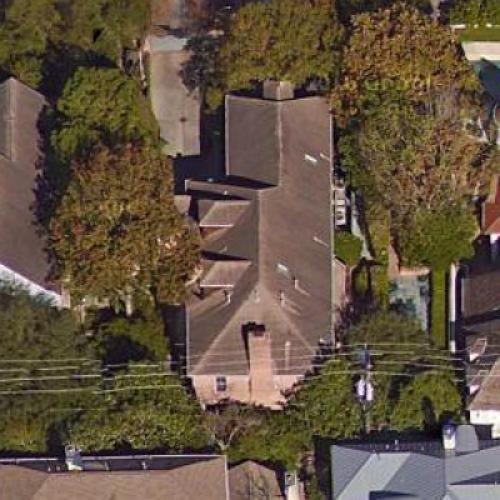 George HW Bushs House In Houston TX Virtual