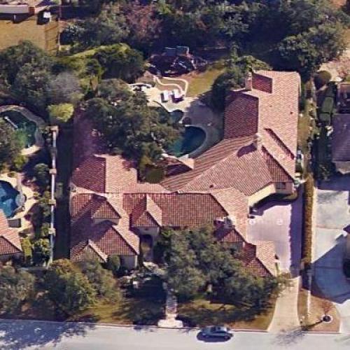 Manu Ginobili S House In San Antonio Tx Virtual