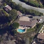 Elon Musk's house (previously Gene Wilder's) (Google Maps)