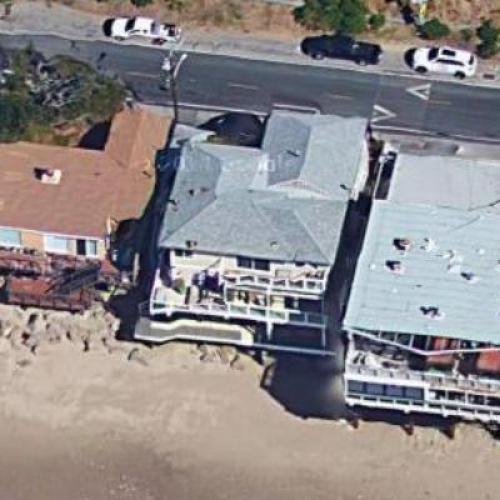 Jennifer Lopez and Alex Rodriguez's House (Google Maps)