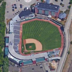 Northeast Delta Dental Stadium (Google Maps)