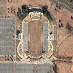 A.J. McClung Memorial Stadium (Google Maps)