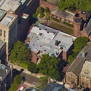 Skull and Bones - Yale University (Google Maps)