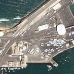 Tanger-Mediterranean port (Google Maps)