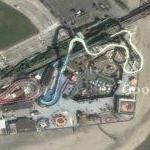 Santa Cruz Beach Boardwalk (Google Maps)
