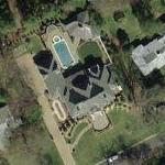 Jimmie Johnson's House (Google Maps)