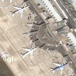 Tokyo International Airport (Google Maps)