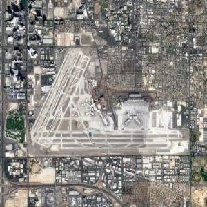McCarran International Airport (LAS) (Google Maps)