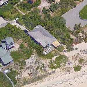 Matthew Broderick & Sarah Jessica Parker's House (Google Maps)