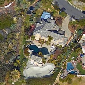 Tony Hawk's House (Google Maps)