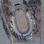 Bowman Grey Stadium (Google Maps)