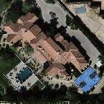 Jermaine Dye's House (Google Maps)