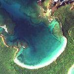 Tortuga Beach (Google Maps)