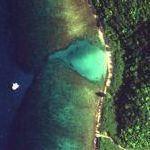 Carlos Rosario Beach (Google Maps)