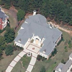 Allen Iverson's House (Google Maps)