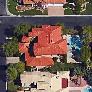 Vince Neil's House (Google Maps)
