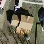 Delonte West's House (Google Maps)