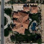 Jeff Hornacek's House (Google Maps)