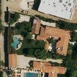 Jeanne Crain's House (former) (Google Maps)