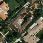 Jack Benny's House (former) (Google Maps)