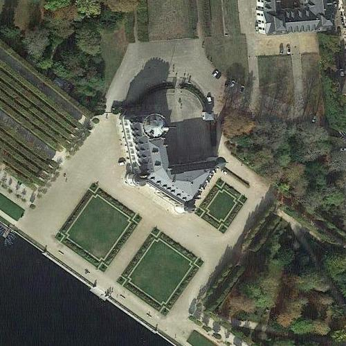 Grand Parc de Château de Rambouillet (Google Maps)