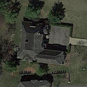 Aretha Franklin's House (deceased) (Google Maps)