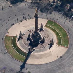 El Ángel (Google Maps)