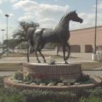 Horse Statue (StreetView)