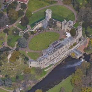 Warwick Castle (Google Maps)