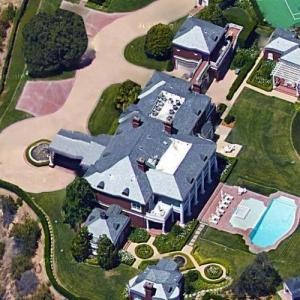 Wayne Gretzky's House (Google Maps)