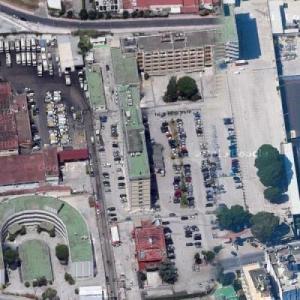Former NSA Naples (Google Maps)
