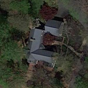 """I. Lewis """"Scooter"""" Libby's House (Google Maps)"""