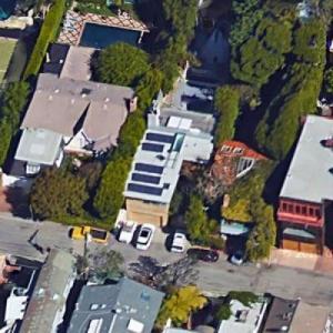 Pamela Anderson's House (Google Maps)