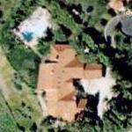 Frankie Avalon's House (Google Maps)