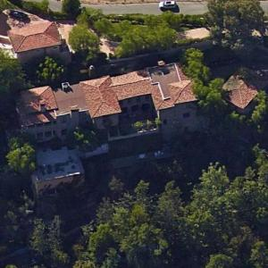 Mischa Barton's House (Google Maps)